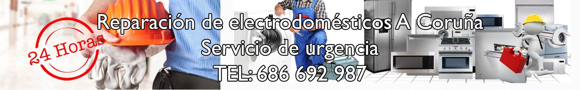 Reparación Electrodomésticos La Coruña